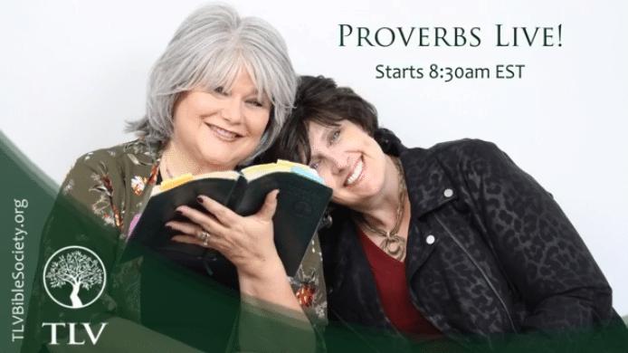 Proverbs LIVE: Proverbs 18:22