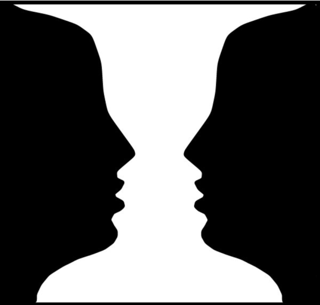 Is-it-a-vase-or-two-facesIn-Rubins-classic-illustration-attention-can-select-either