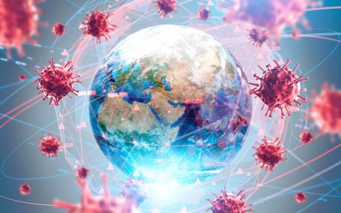 COVID 19 pandemic virus