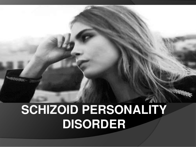 schizoid personality disorder lonely
