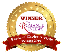 2015 Romance Reviews Readers' Choice Award Winner