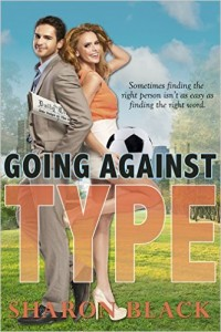 Going Against Type by Sharon Black