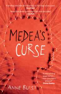 Medea's Curse by Anne Buist