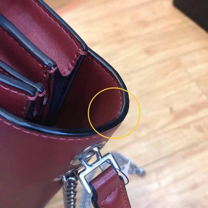 Sửa viền túi, ví, thắt lưng hàng hiệu 7