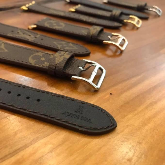 Dây đồng hồ Louis Vuitton Handmade 6