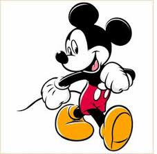 Mickey Mouse Autism