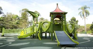 playground and autism