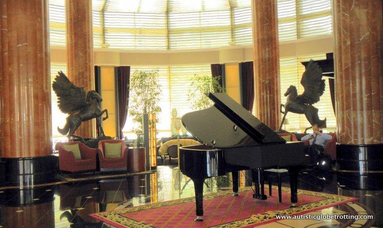 The Family Friendly Westin Tokyo PIANO