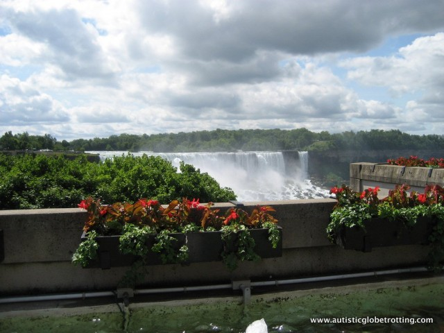 Five Activities at Niagara Falls for Families with Autism flower