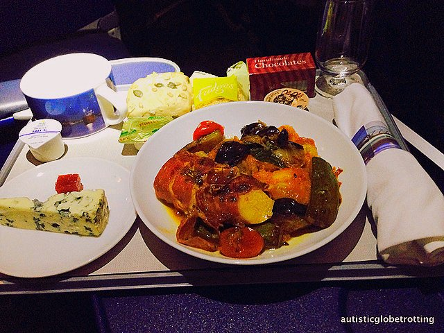 Seven Pre-Flight Tips for Autism food