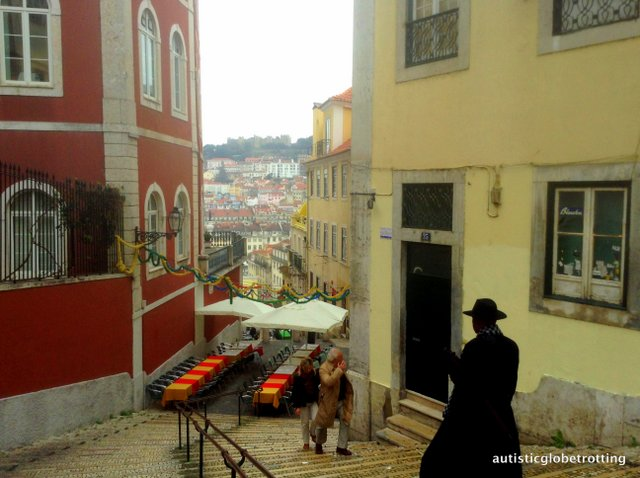 Taking Kids with Autism to Lisbon Portugal up