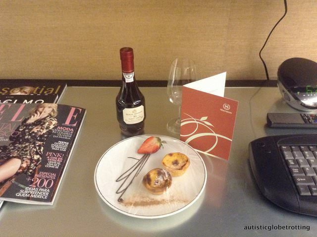 The Family friendly Sheraton Lisbon Portugal ammenities