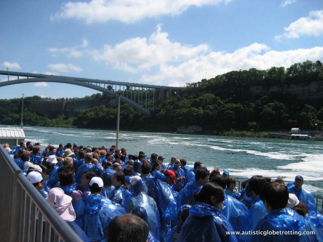 Five Activities at Niagara Falls for Families with Autism people