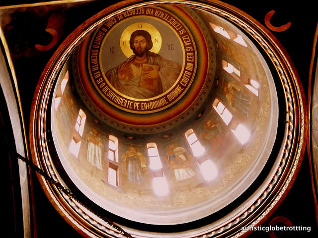 Visiting Bucharest –Our Top Autism Travel Spots church