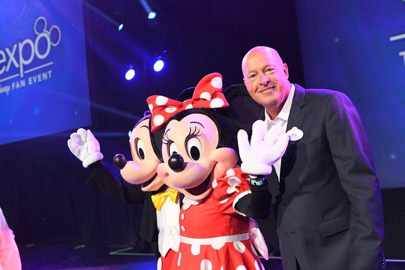 Disney D23 Expo Top Travel News mickry