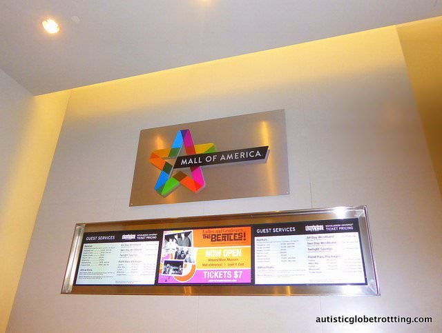 Taking your kids with Autism to the Mall of America logo