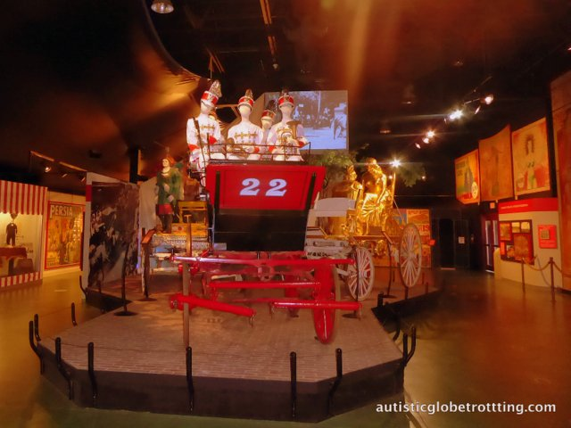 Family Fun at Baraboo's Circus World Museum back