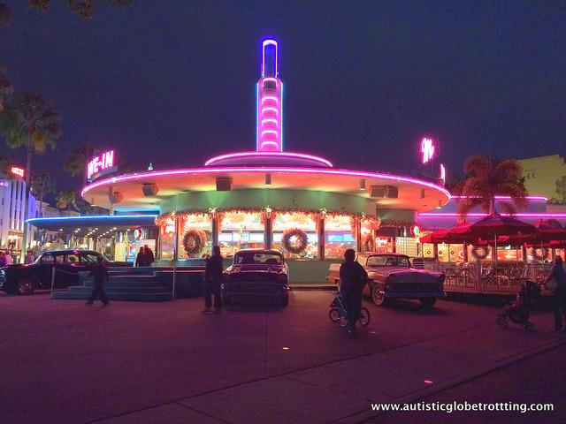 Navigating Universal Studios Orlando with Autism mel
