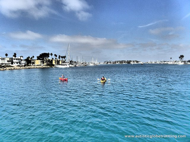 Family Fun on California's Channel Islands Cruise water