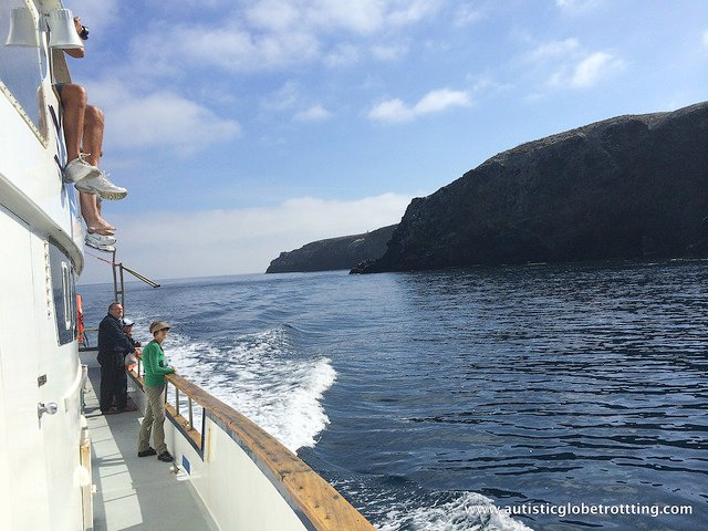 Family Fun on California's Channel Islands Cruise side