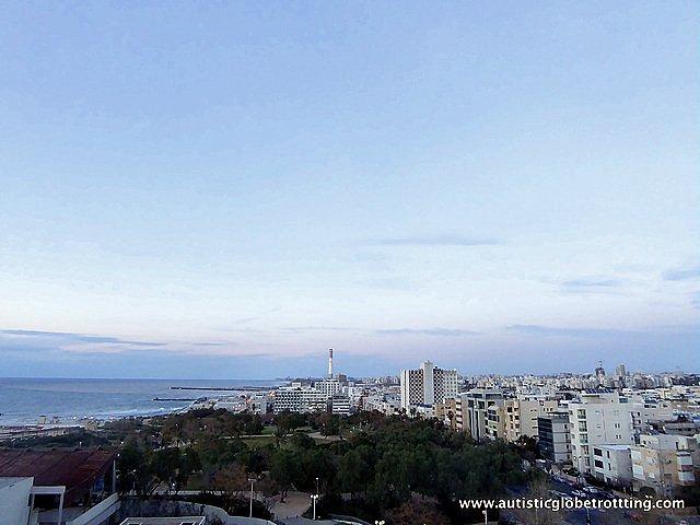 Luxury Family Stay at the Hilton Tel Aviv sky