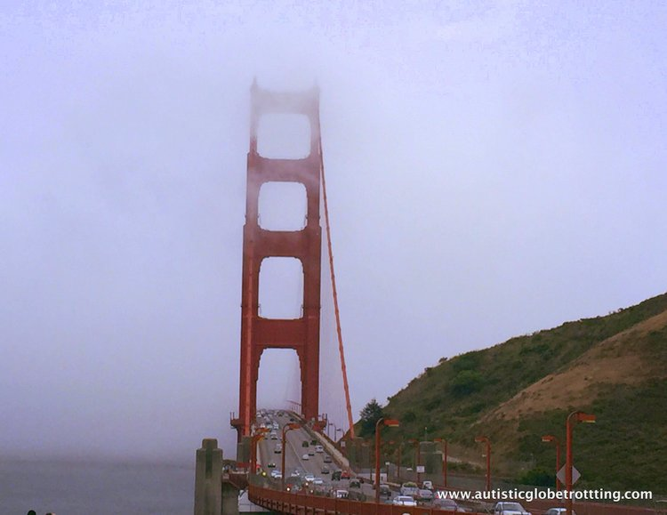 City Sightseeing with San Francisco's Hop On Hop Off Bus bridge