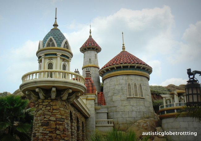Which Disney Park is Best for Kids with Autism? castle