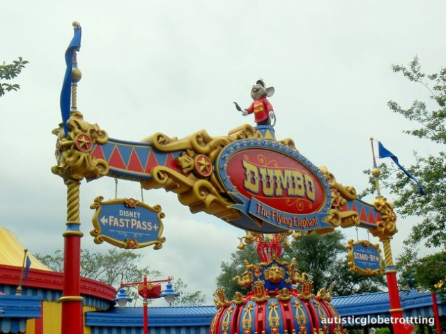 Which Disney Park is Best for Kids with Autism? dumbo