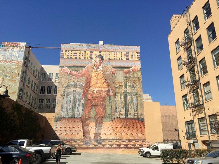 LA Mural