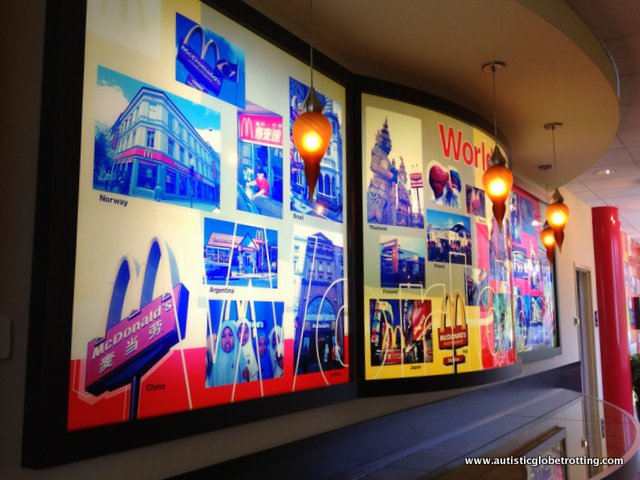 Eight Things to do in Chicago with Kids Mcdonalds
