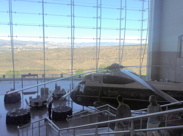 10 Ways Families with Autism can Celebrate July Fourth reagan library