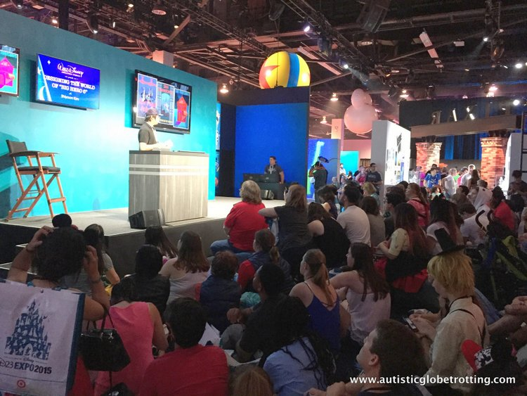 Tips and Quips to Survive the Disney D23 Expo panel2