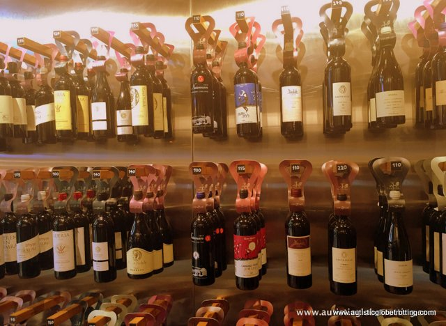 Exploring Tel Aviv's New Food Market Sarona with Family wine