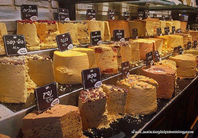Ten Must Try Israeli Snacks for Families halva