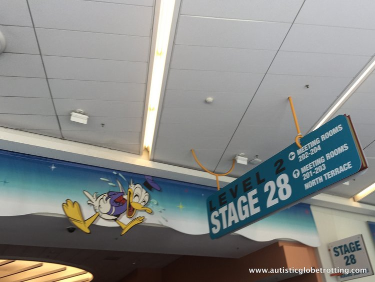 Tips and Quips to Survive the Disney D23 Expo stage