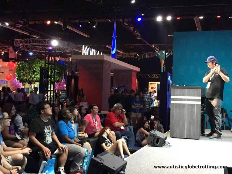 Tips and Quips to Survive the Disney D23 Expo panel