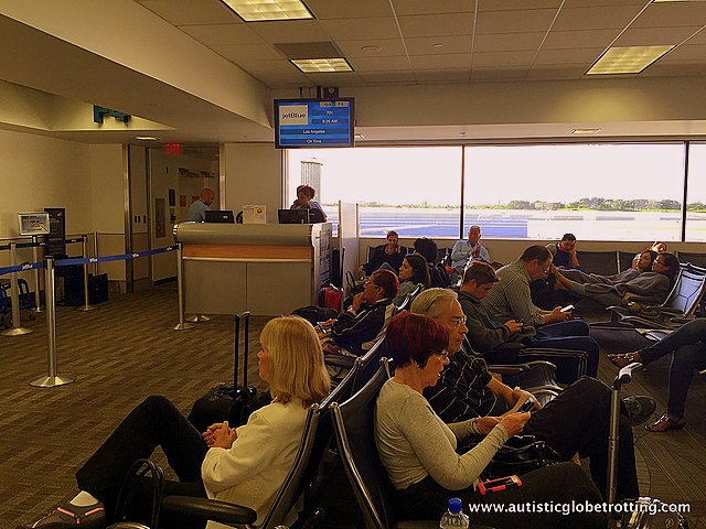 Nine Ways to Accommodate Kids with Autism while Flying seating