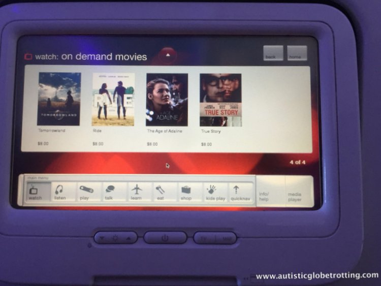 Flying Virgin America with Autism Entertainment