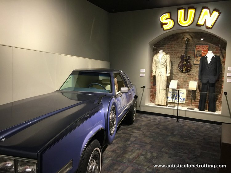 Three Iconic Memphis Music Museums to Explore for Kids with Autism car