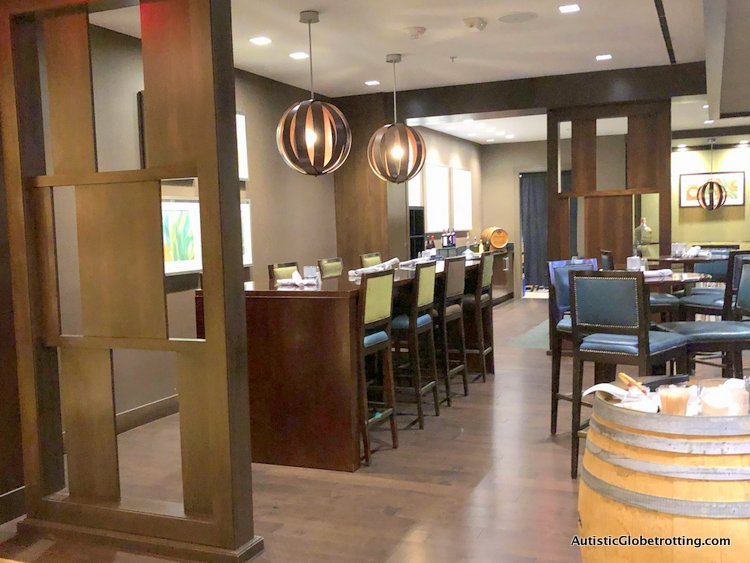 Our Family Friendly stay at the Westin San Francisco Airport Hotel side