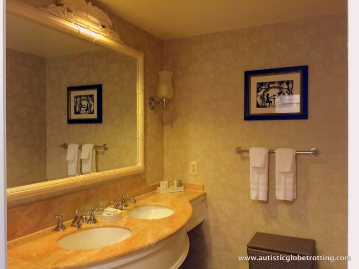Our Family Stay at Disney's Grand Floridian sink