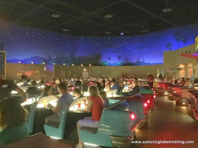 Which Disney Park is Best for Kids with Autism? drive in