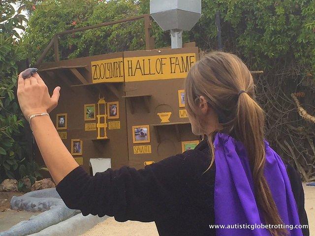 Family Fun at the California Moorpark Teaching Zoo wave