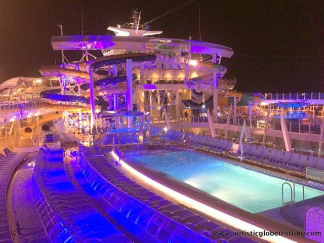 The Autism Friendly Harmony of the Seas night