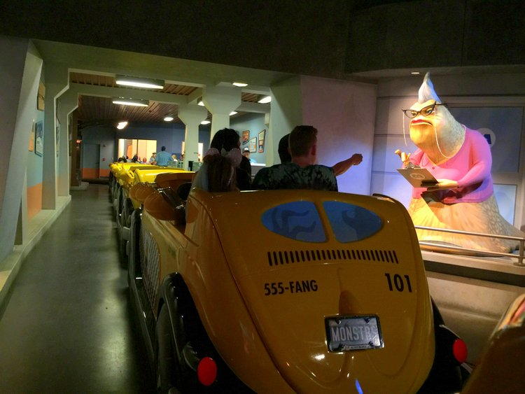 Disneyland's Top Indoor Autism Friendly Rides and Attractions roz the cop is funny