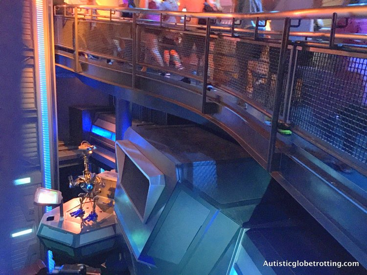 Disneyland's Top Indoor Autism Friendly Rides and Attractions star war attraction