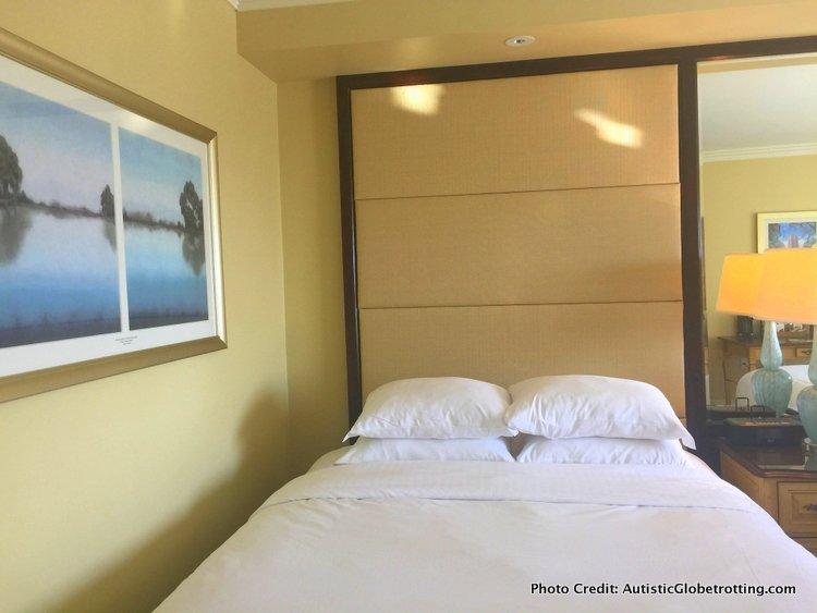 The Ritz-Carlton Orlando Grande Lakes bed