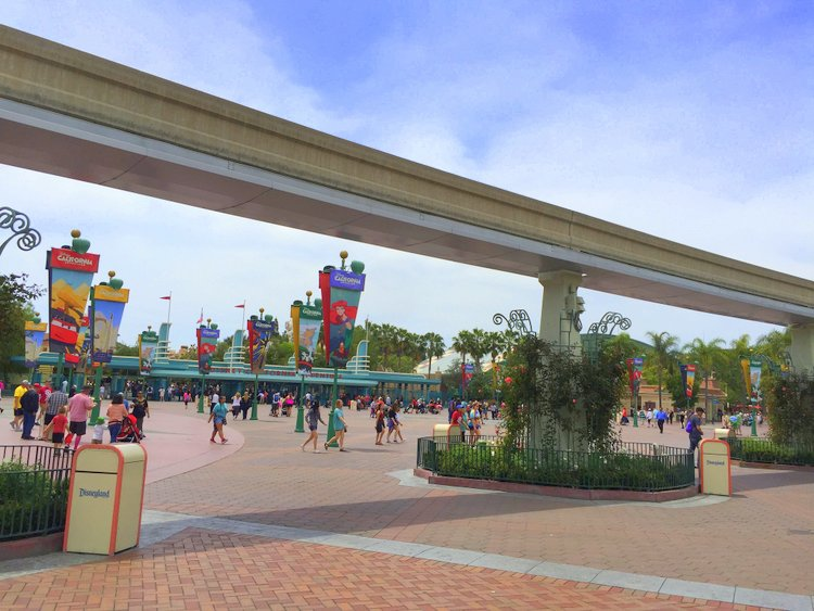 Disneyland's Top Indoor Autism Friendly Rides and Attractions plaza