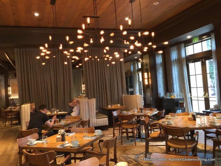 The Ritz-Carlton Orlando Grande Lakes restaurant