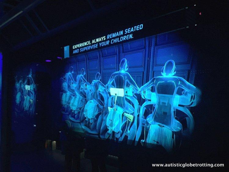 Pandora world of avatar ride